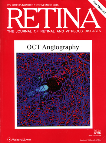 RETINA Volume 35, Issue 11 Special OCT Angiography
